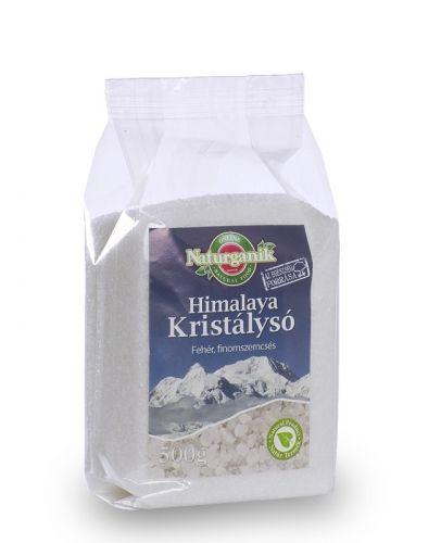 Naturganik himalaya só fehér finom 500g