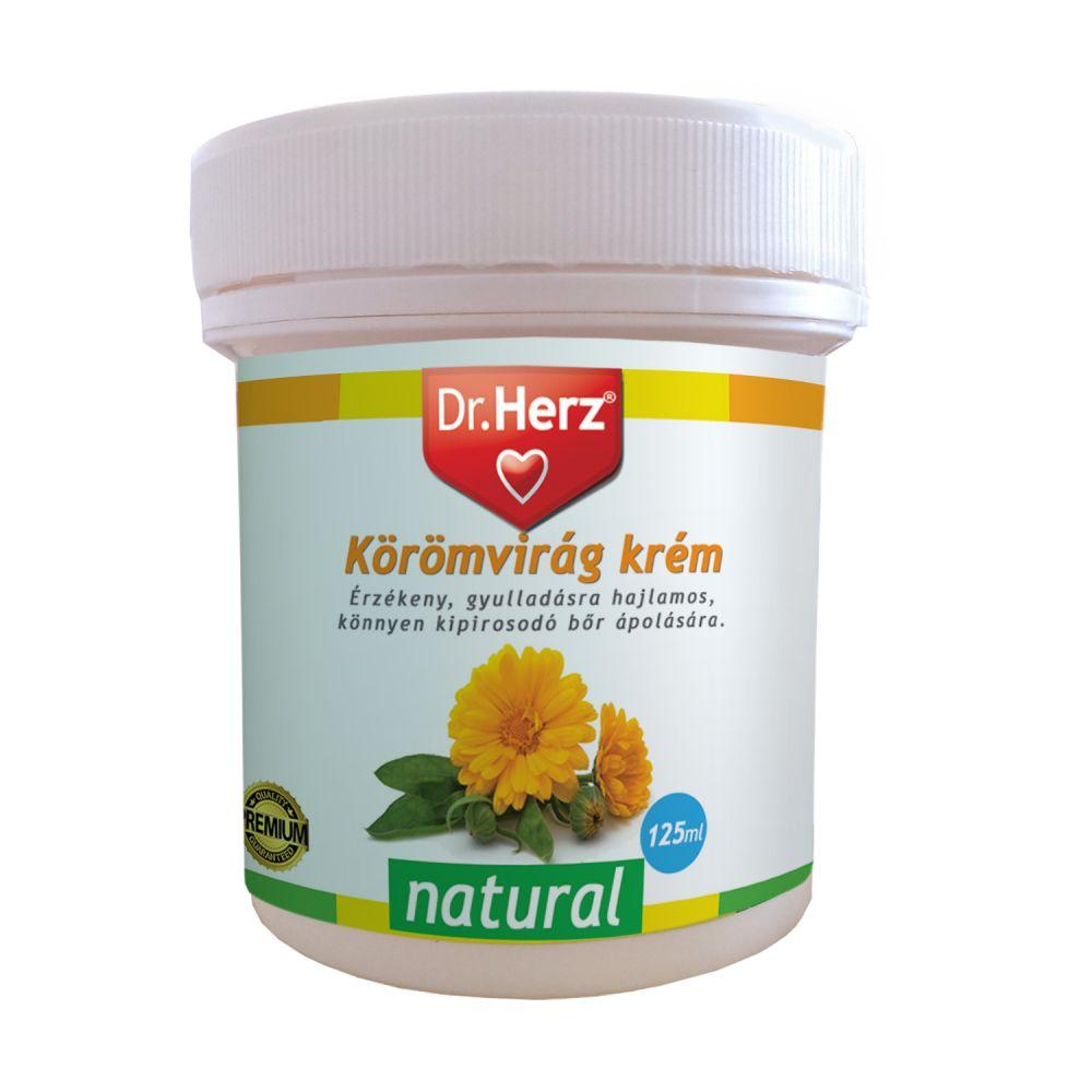 Dr. Herz Körömvirág krém 125 ml