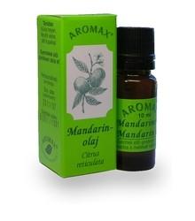 Aromax mandarin illóolaj 10ml