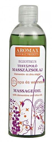 Aromax egzotikus masszázsolaj 250ml