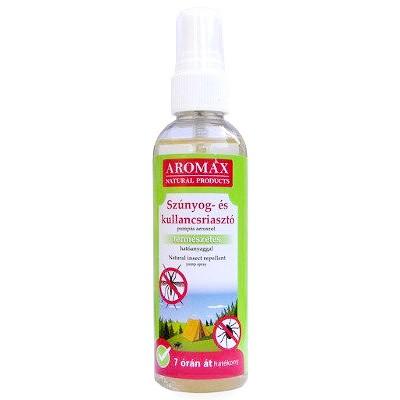 Aromax szúnyog- és kullancsriasztó spray 20ml