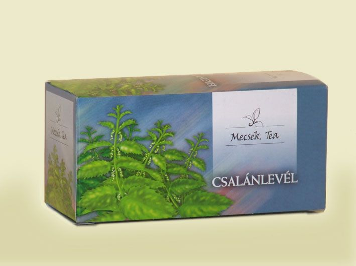 Mecsek csalán tea 25 filter