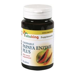 VitaKing Papaya enzim 90db