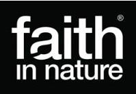 Faith In Nature termékek