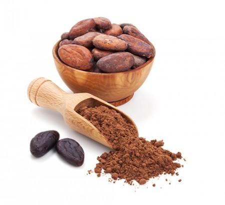 Karobpor, kávé, kakaó