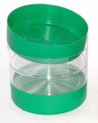 Műanyag csíráztató tál