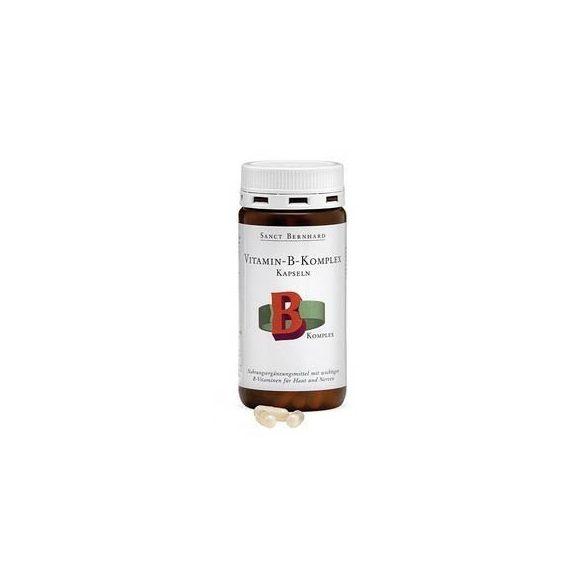 Sanct Bernhard B-komplex vitamin kapszula 150 db