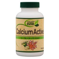 Vitamin Station Calcium Active 100 db