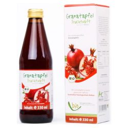Medicura Gránátalma 100% Bio gyümölcslé 330ml