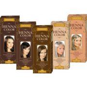Henna Color hajfesték 4 henna vörös 75ml