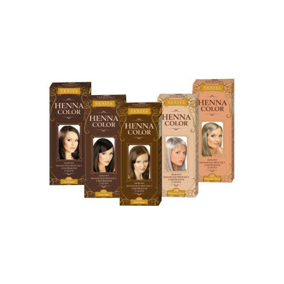 Henna Color hajfesték 14 gesztenyebarna 75ml
