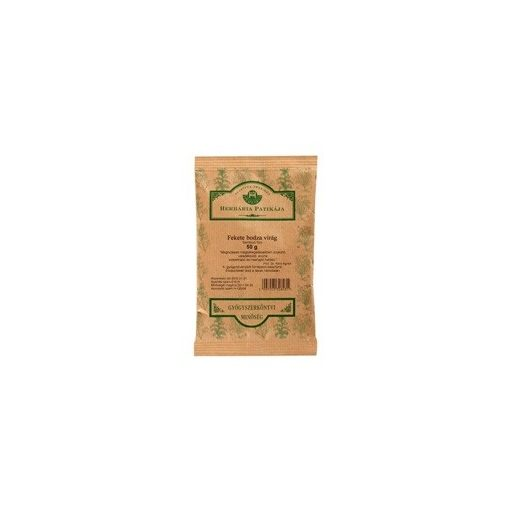 Herbária tea fekete bodza virág szálas 50g