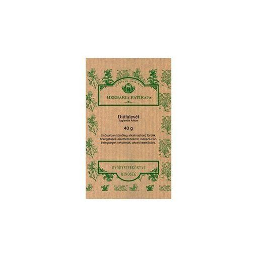 Herbária tea diófalevél szálas 40g