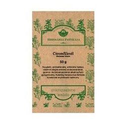 Herbária tea citromfű levél szálas 50g