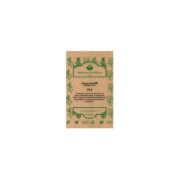 Herbária tea aranyvesszőfű szálas 40g