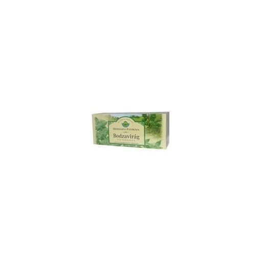 Herbária tea bodzavirág filteres 25g