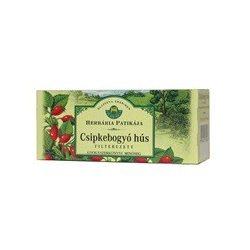 Herbária tea csipkehús filteres 25db