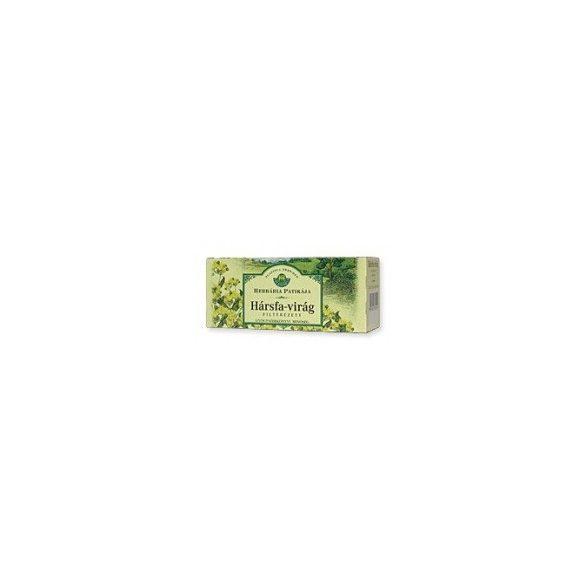Herbária tea hársfavirág filteres 25db