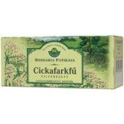 Herbária tea cickafark filteres 25db