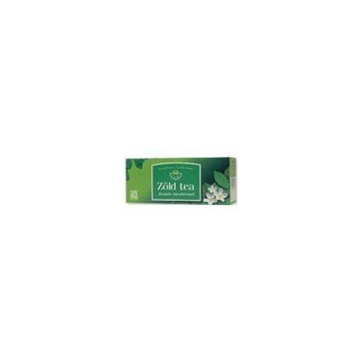 Herbária tea jázmin zöld tea filteres 25db