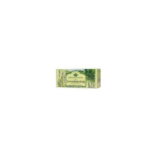 Herbária tea levendulavirág filteres 25db