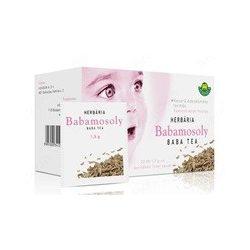 Herbária tea babamosoly baba filteres 20db