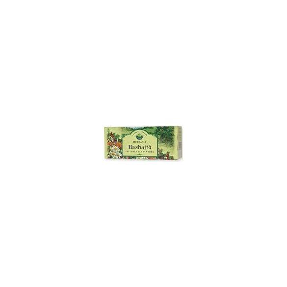 Herbária tea hashajtó filteres 20db