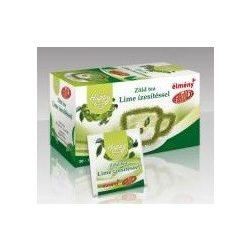 Herbária tea lime ízű zöld tea filteres 20db