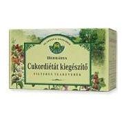 Herbária teakeverék cukordiétát kiegészítő filteres 20db
