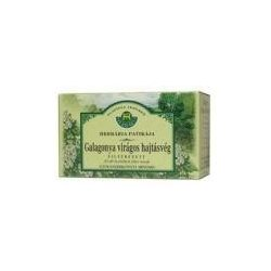 Herbária tea galagonya virágos hajtásvég filteres 20db
