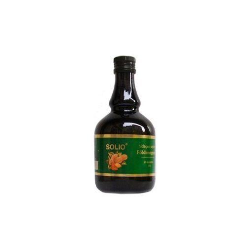 Solio Hidegen sajtolt földimogyoró olaj