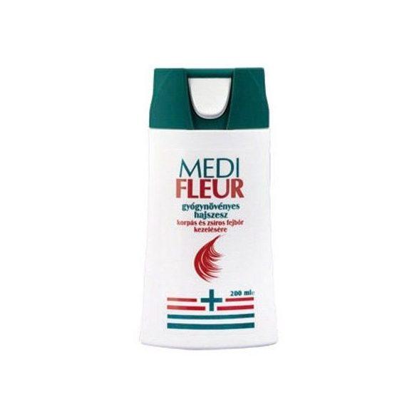 Medifleur hajszesz gyógynövényes 200ml