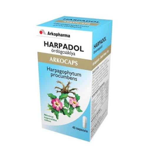 Arkocaps Harpadol kapszula 45db