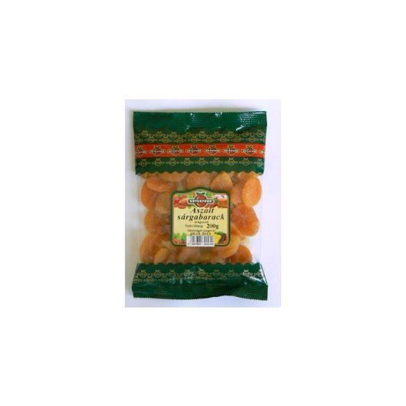 Naturfood Aszalt sárgabarack 200g