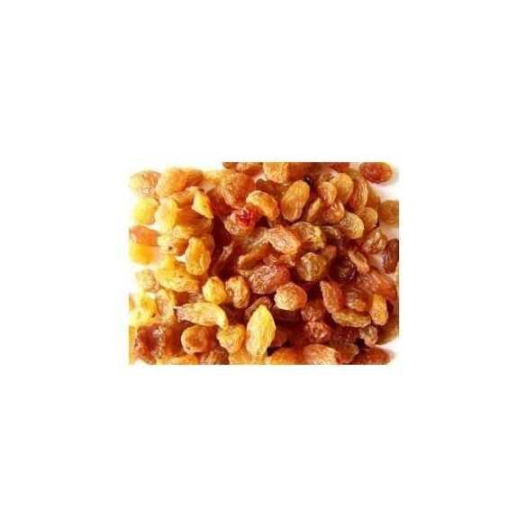 Naturfood jumbo sárga mazsola