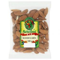 Naturfood Bio mandulabél 100g