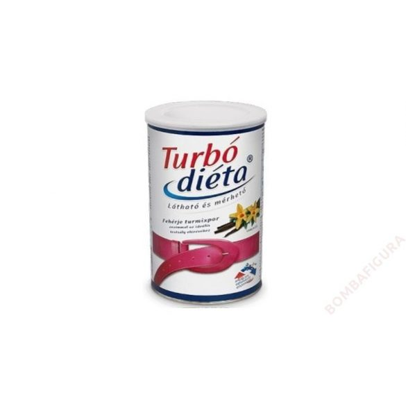 Turbo Diéta Intenzív Fehérjeenzim Vanília ízű Italpor 525 g
