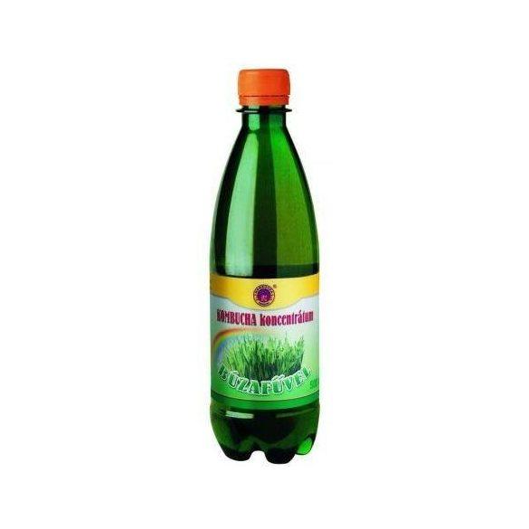 Zöldvér Kombucha koncentrátum búzafűvel 0,5l