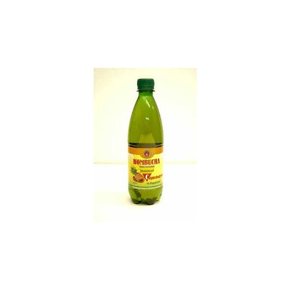 Zöldvér Kombucha C koncentrátum ananásszal 500ml