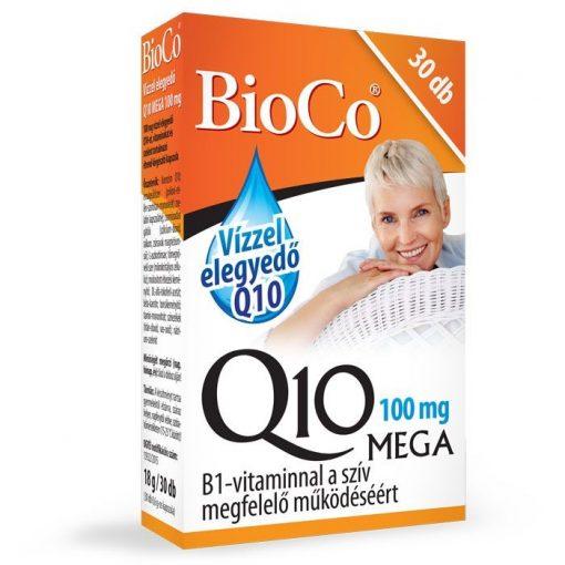 Bioco 50 mg Vízoldékony Q10 30db
