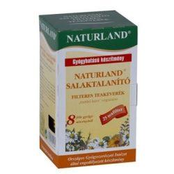 Naturland teakeverék salaktalanító filteres 25db