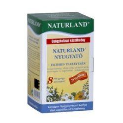 Naturland Nyugtató tea, filteres 25x1,5g