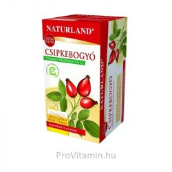 Naturland Csipkebogyó filteres tea 25x1g