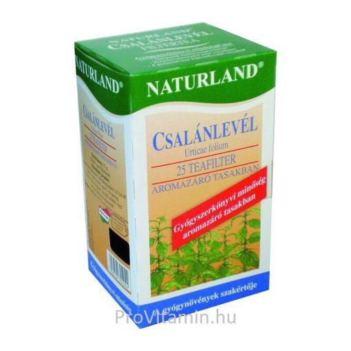 Naturland Csalánlevél tea, filteres 25x1g