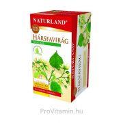 Naturland Hársfavirág Tea, filteres 25db