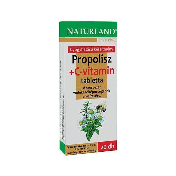 Naturland propolisz tabletta 20db