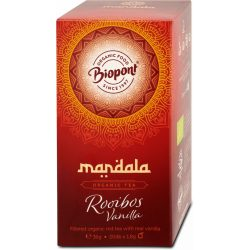 Bio Mandala rooibos vanilia tea 20db