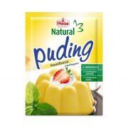 Gluténmentes haas natural pudingpor vaníliás 40g