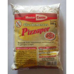 Mester Család - Gluténmentes pizzapor 500g