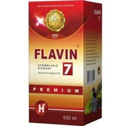 Flavin 7 gyümölcslé kivonat 500ml